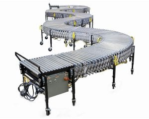 Powered Flex Conveyor